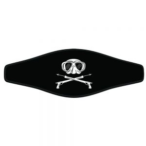 Scuba Mask Strap Wrapper