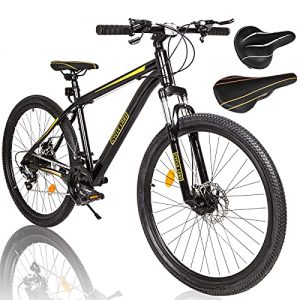 Mountain Bike 21 Speed for Men Women