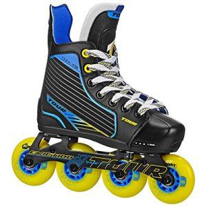 Youth Adjustable Inline Hockey Skate