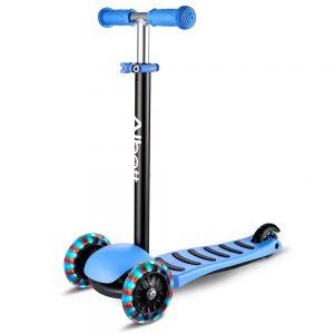 Albott 3 Wheels Kick Scooter for Kids