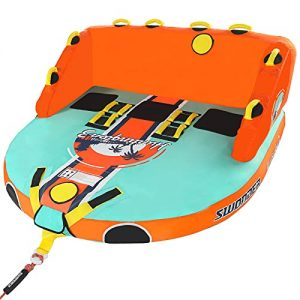 Swonder Huntington3 Towable Tube for Boating