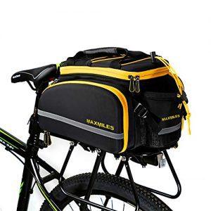 Waterproof Bicycle Pannier Bag Expedition Rack