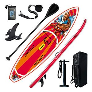 Ultra-Light Inflatable Stand Up Paddle Board