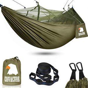 Lightweight Double Hammock Hiking, Camping