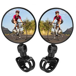 Bicycle Cycling Rear View Safe Mirrors