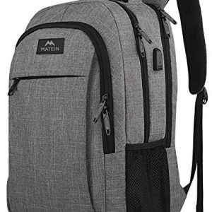 Business Anti Theft Slim Durable Laptops Backpack