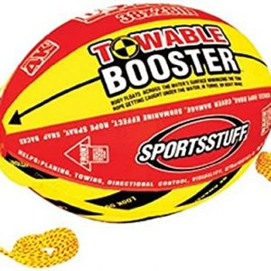 Towable Booster Tube Yellow