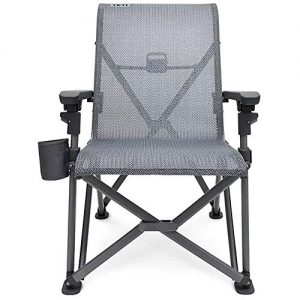 YETI Trailhead Collapsible Camp Chair, Charcoal