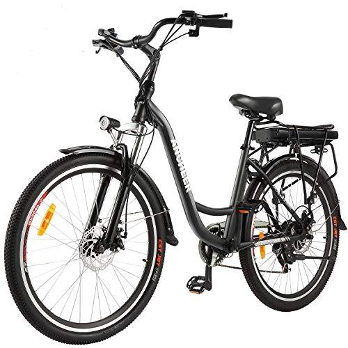 "ANCHEER 26"" Aluminum Electric Bike"