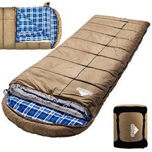 Sleeping Bag for Fishing, Hunting, Traveling and Camping