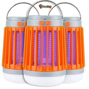 Camping Lantern Battery Powered Electric Bug Zapper