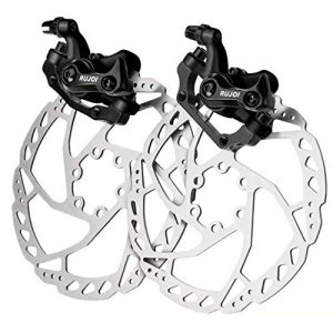 Mountain Bike Aluminum Front and Rear Caliper