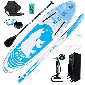 FunWater SUP Inflatable Stand Up Paddle Board