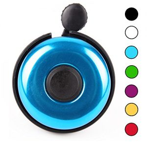 Aluminum Bicycle Bell for Adult Kids Girls Boys