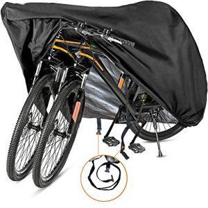 Waterproof Bike Cover for 2 or 3 Bikes