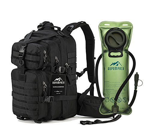 3-Day Rucksack Military Tactical Backpack Hydration