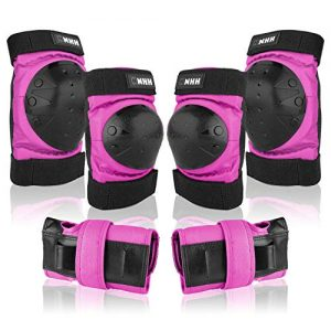 NHH Knee Pads Set - 6 in 1 Protective Gear Set