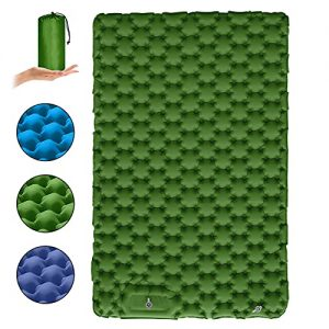 Double Camping Sleeping Pad Mat 2 Person