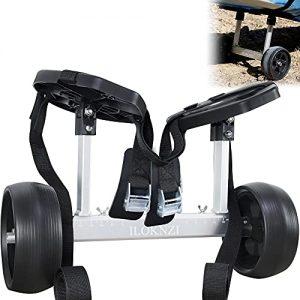 Lightweight Aluminum Kayak Trolley Cart