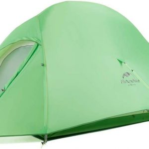 2 Person Lightweight Backpacking Tent with Footprint
