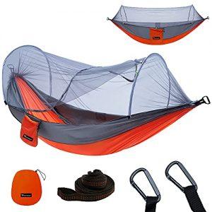 Portable Lightweight Parachute Nylon Hammock