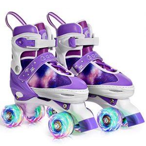 Gonex Roller Skates for Girls Kids Boys Women