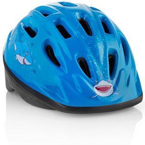 Durable Adjustable Kids Bike Helmet with Fun Designs