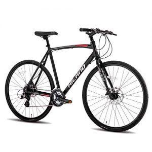 Hiland Road Hybrid Bike Urban City Commuter Bicycle