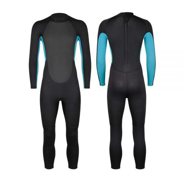 Sportmars Wetsuits 3mm Premium CR Neoprene Long Sleeve