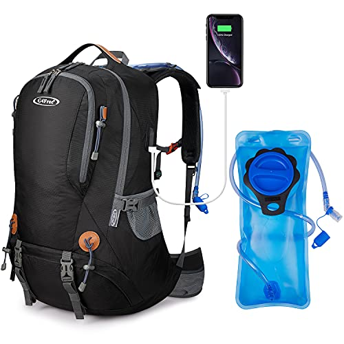 50L Hiking Backpack Waterproof Daypack for Outdoor Camping