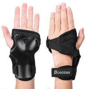 BOSONER Wrist Guard Protective Gear Wrist Brace