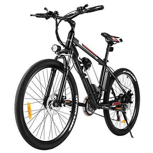"""VIVI Electric Bike 26"""" Electric Mountain Bike"""