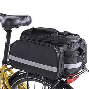 Mountain Bike Motorcycles, Bike Trunk Bag Panniers