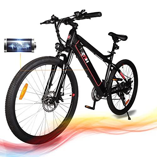Electric Hybrid Bike for Adults