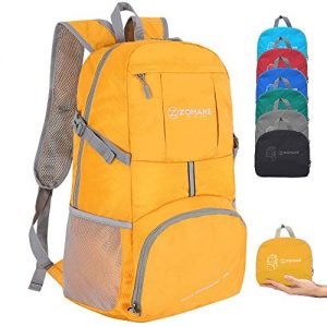 35L Lightweight Backpack Water Resistant Packable