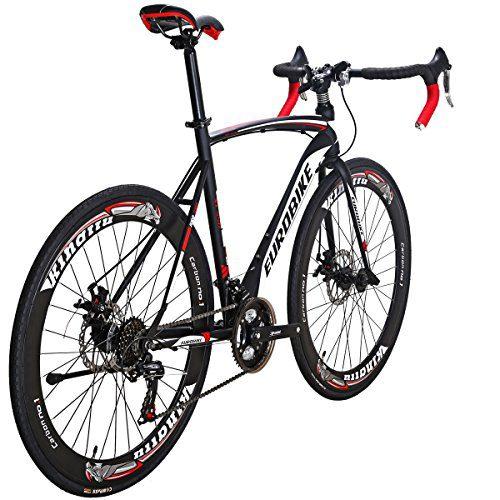 Adult Bike Dual Disc Brake Wheels Bicycle