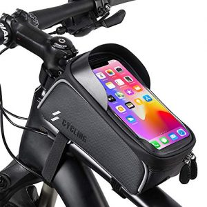 Bike Phone Front Frame Bag