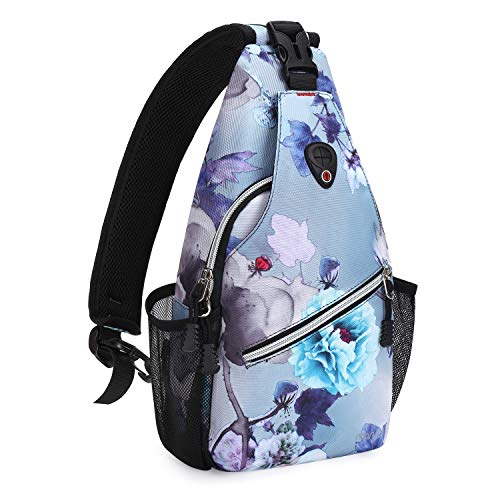 Small Hiking Daypack Pattern Travel Outdoor Sports Bag