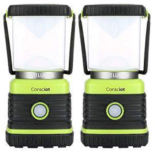 Consciot Ultra Bright LED Camping Lantern