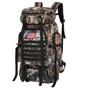 Waterproof 70L Camping Hiking Backpack