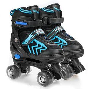 Kids Roller Skates for Boys Girls