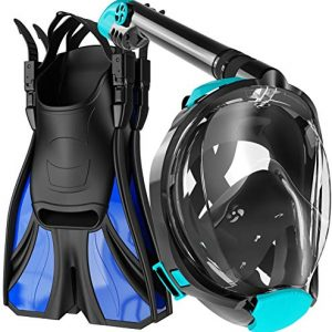 COZIA DESIGN Snorkel Set Adult