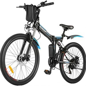 ANCHEER Electric Bike 26'' Shimano