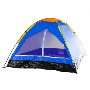 2-Person Dome Tent for Camping