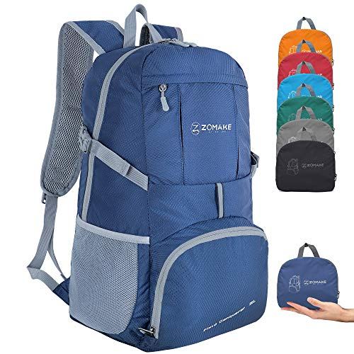 Water Resistant Hiking Backpack 35L Lightweight