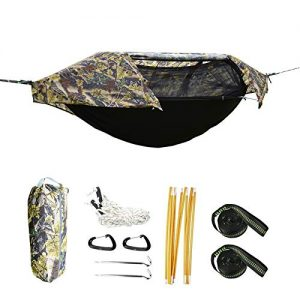 Lightweight Camping Hammock for Outdoor Backpacking
