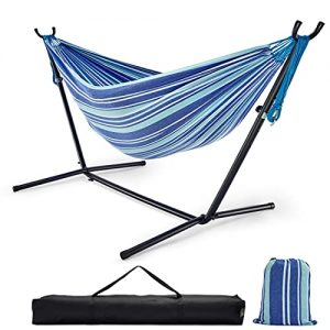 Hammock with Stand 2 Person Heavy Duty