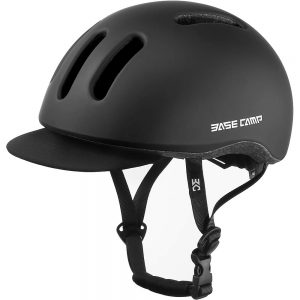 Bicycle Helmet with Removable Visor