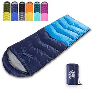 Lightweight Sleeping Bag for Camping Hiking Trips