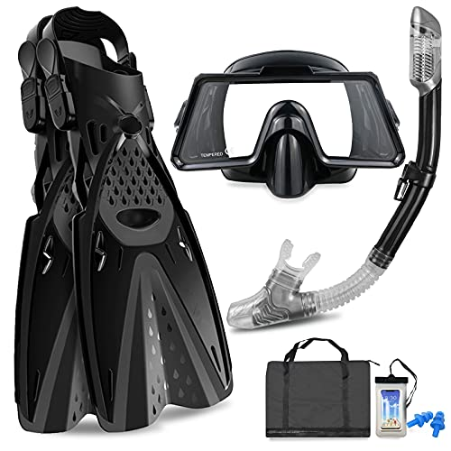 Aisrida Snorkeling Gear for Adults